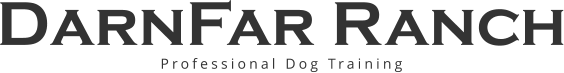 DarnFar Ranch Professional Dog Training